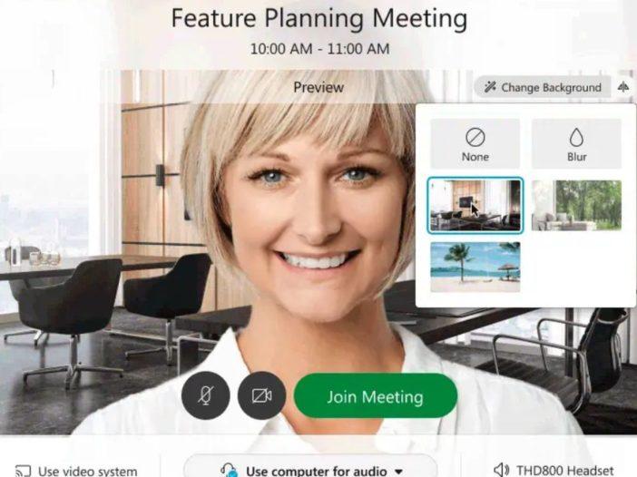 Met Cisco's Webex-software voor videoconferenties kunt u nu virtuele achtergronden instellen