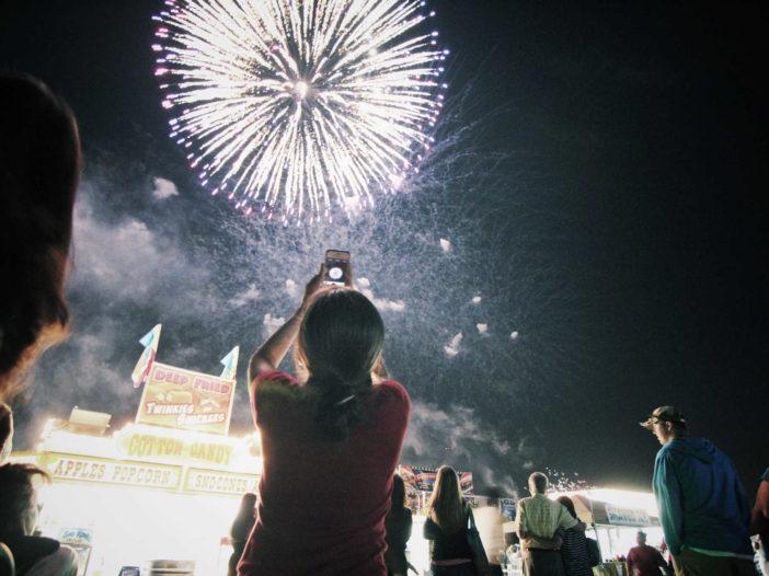 Foto's maken van vuurwerk met de iPhone
