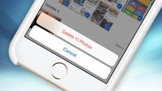 Hoe alle foto's van de iPhone te verwijderen: maak ruimte vrij op uw iPhone of iPad