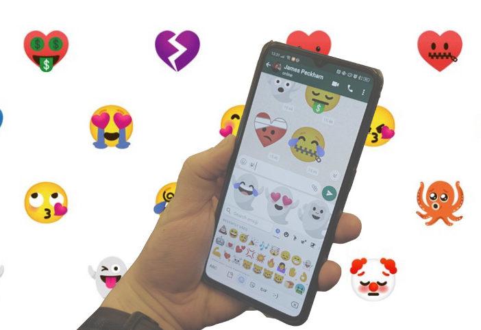 Hoe u aangepaste emoji kunt maken op uw Android-telefoon