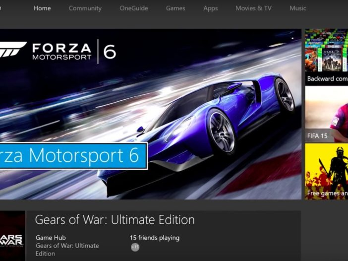Beheers de nieuwe Xbox One-ervaring